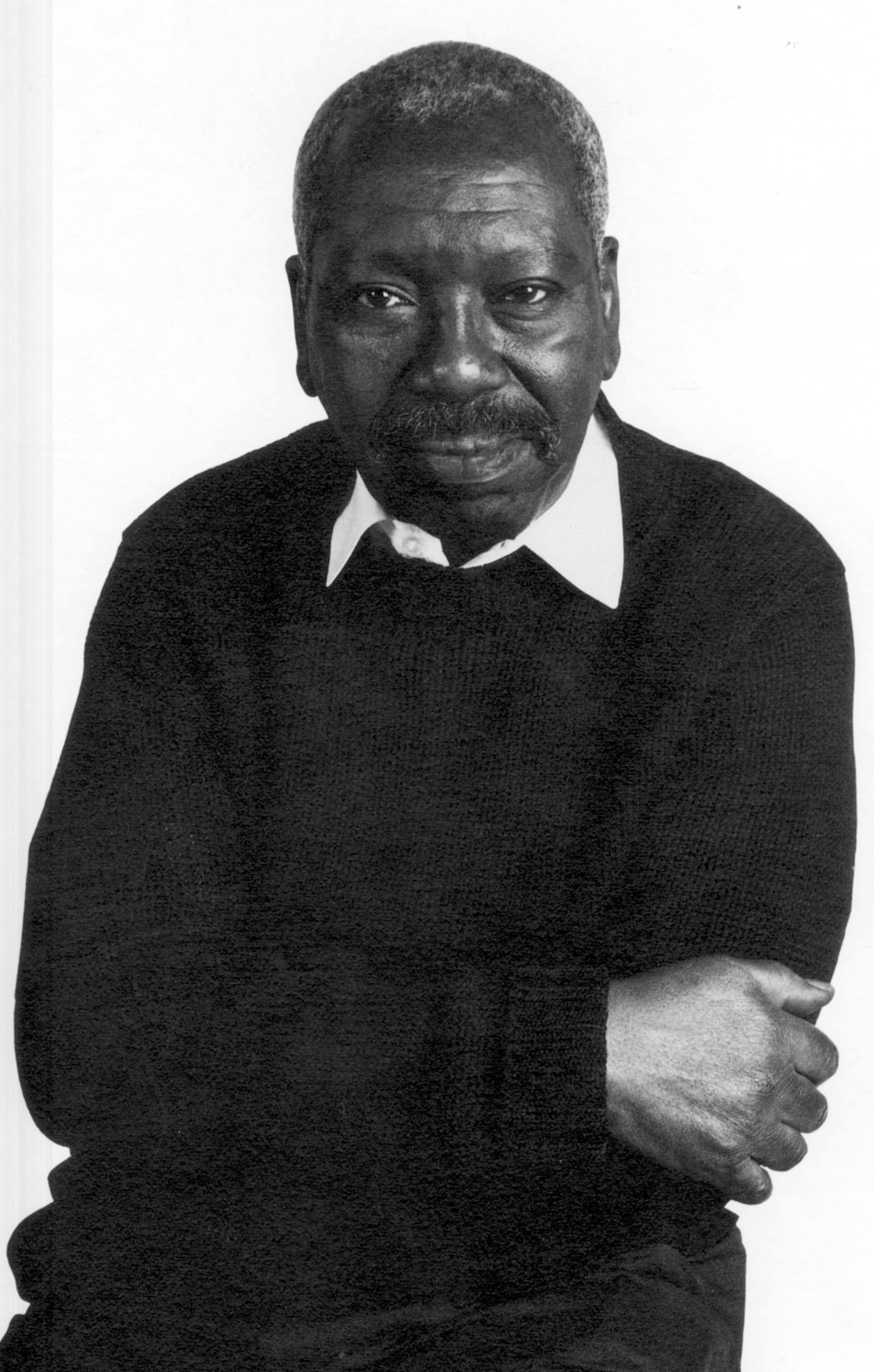 A photo of Jacob Lawrence
